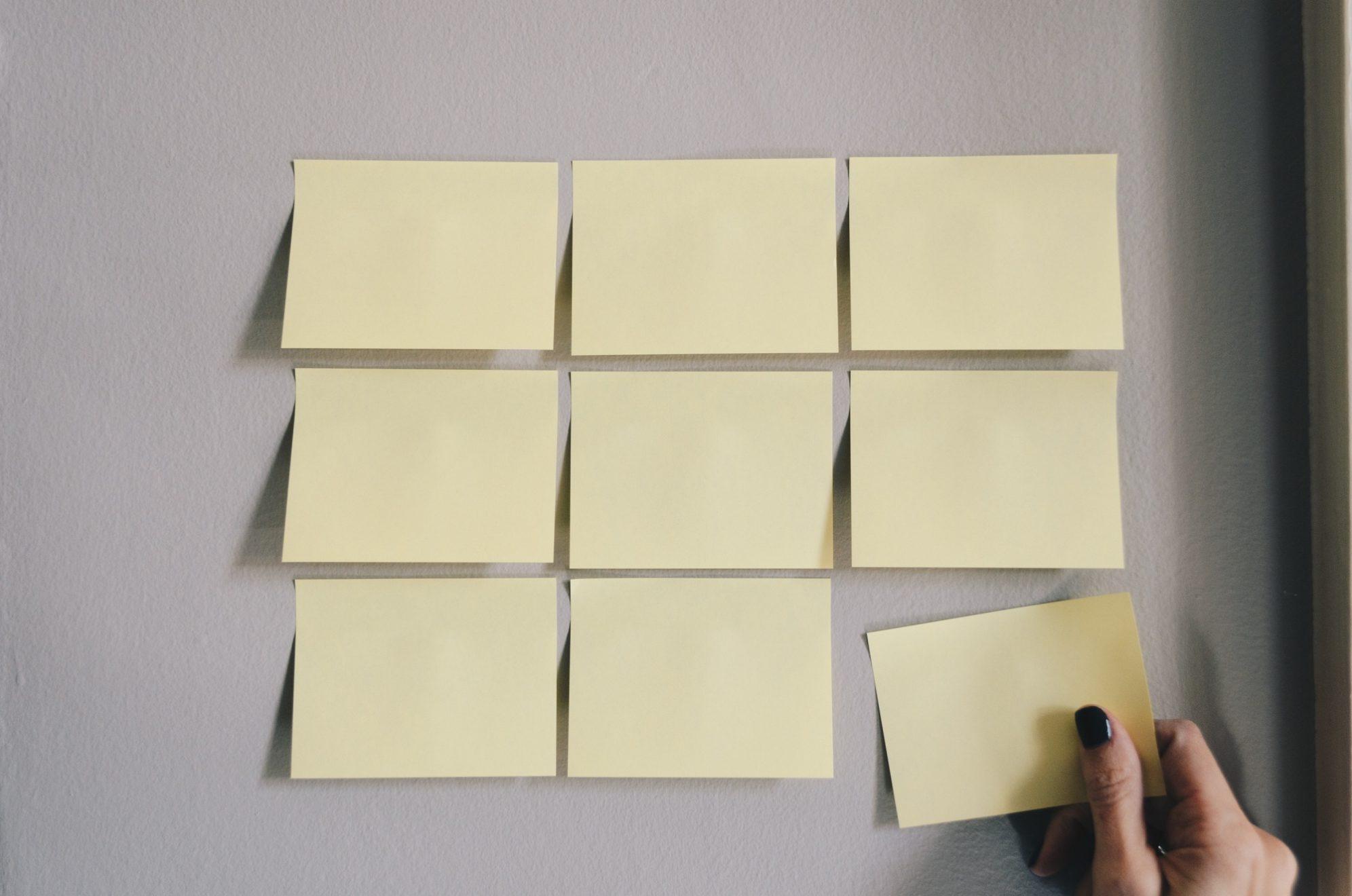 Übersichtliche Lernplanung